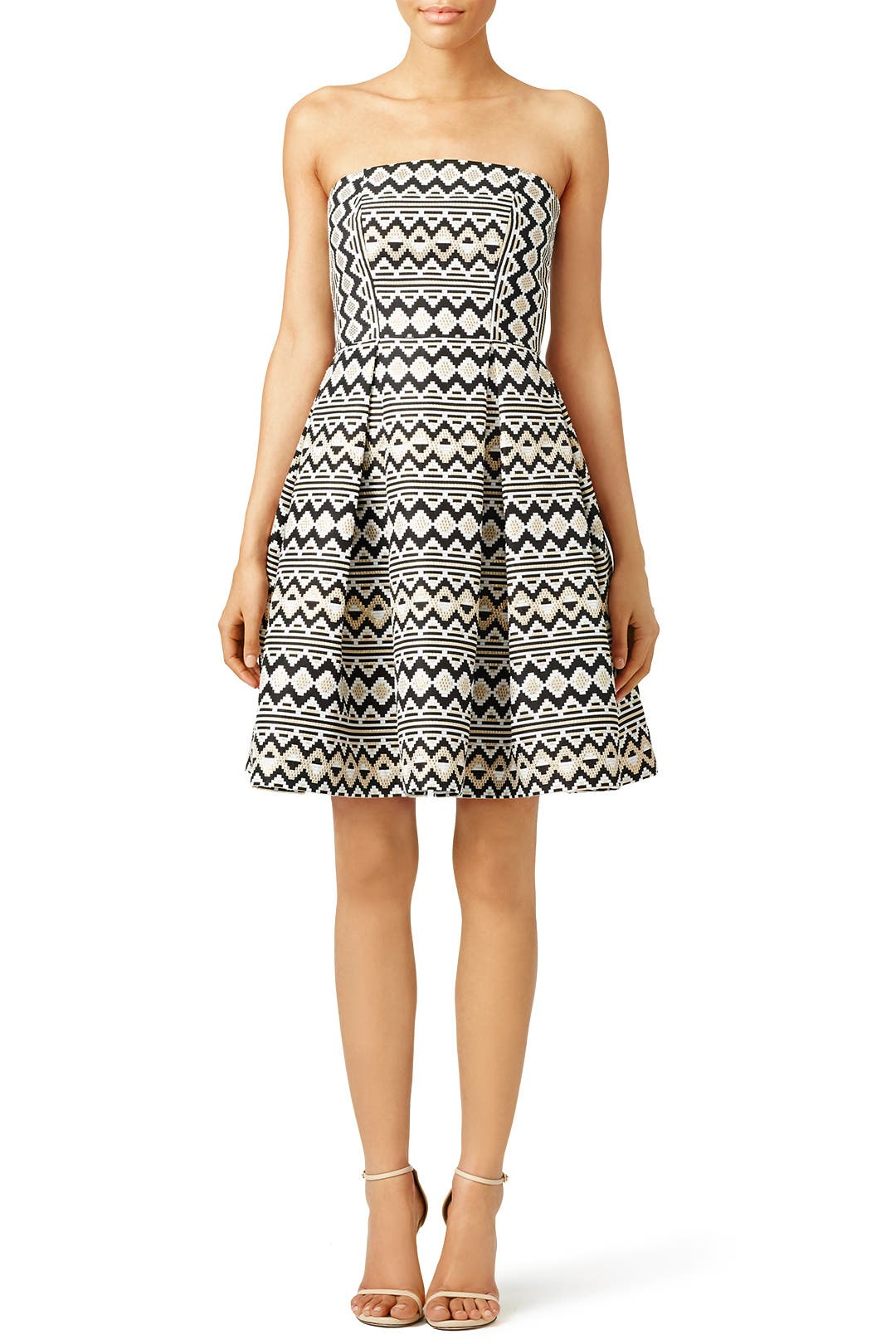Slate & Willow Graphic Zain Dress