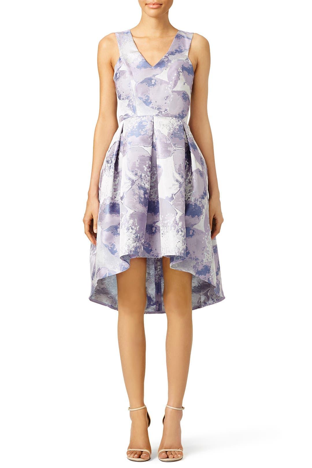 Slate & Willow Purple Gabi Dress