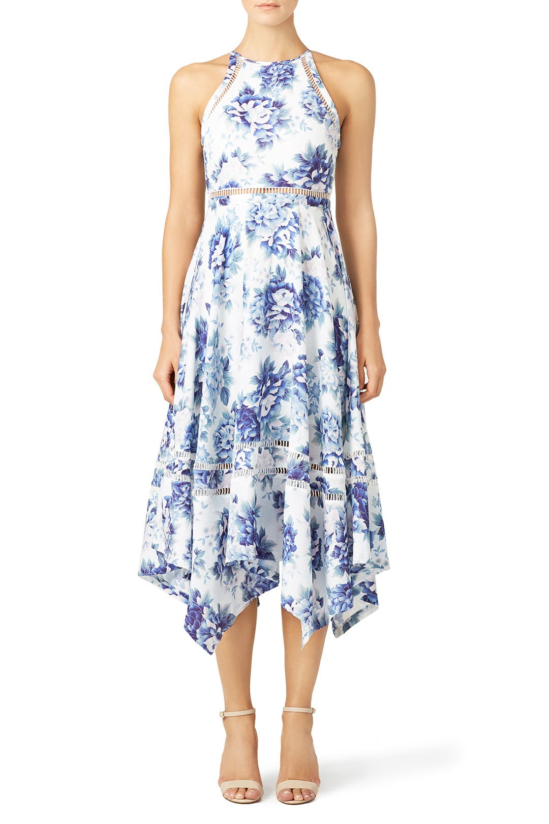 ELLIATT Porcelain Picnic Dress