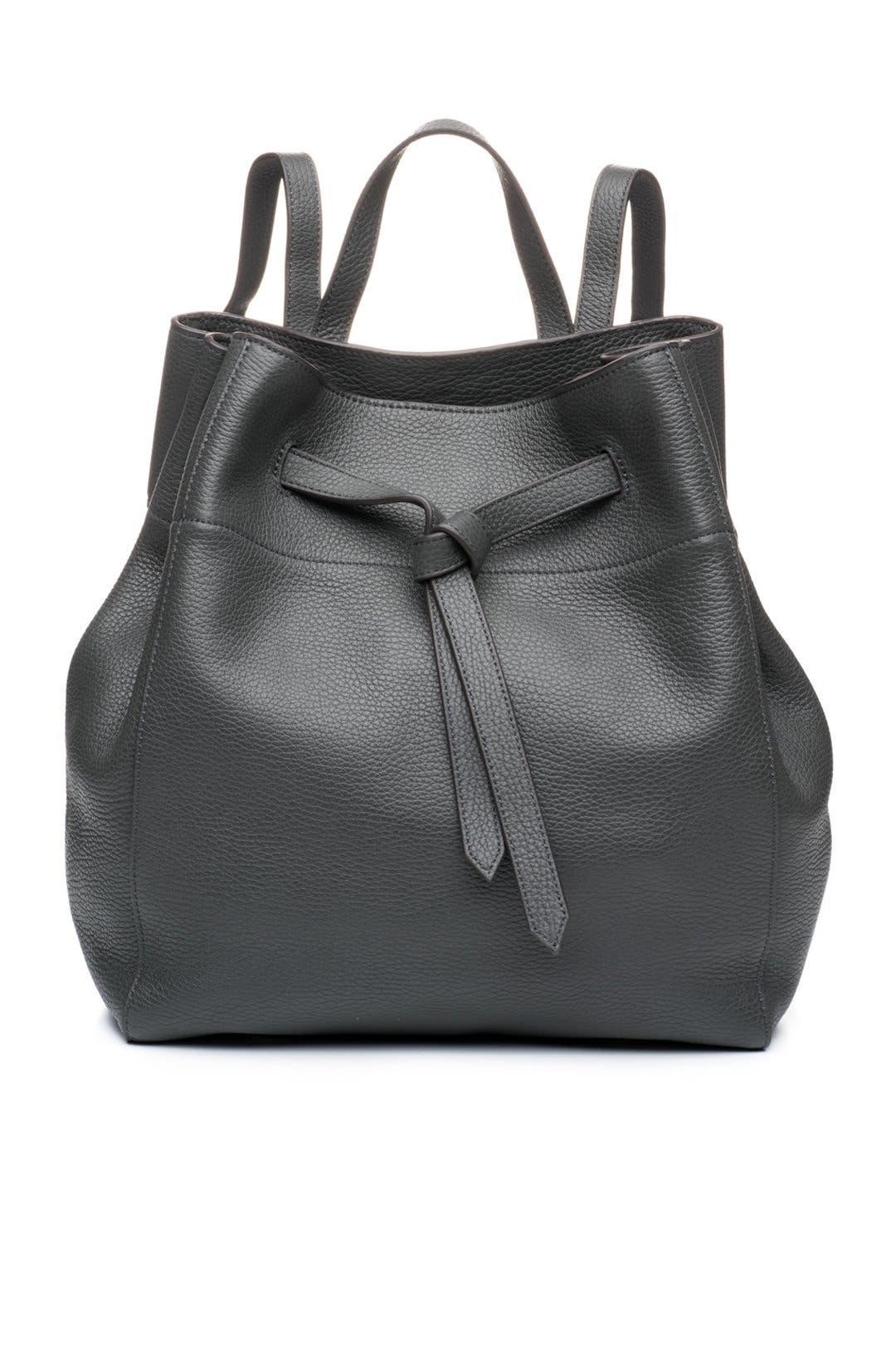 Georgia Drawstring Tote Zinc   Bags, Tote, Bag lady