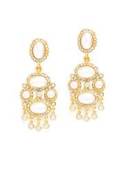 Freida Earrings by Kenneth Jay Lane