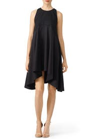 Black Side to Side Dress by ELLIATT