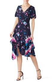 Estella Dress by Tanya Taylor