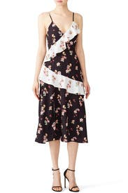 Evolve Midi Dress by Keepsake