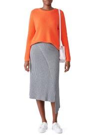 Emma Shaker Sweater by 525 America