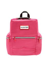 Pink Top Clip Backpack by Hunter Handbags