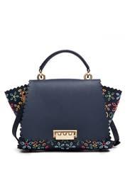 Eartha Medium Soft Top Handle Bag by ZAC Zac Posen Handbags