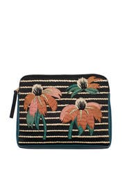 Meadow Safari Clutch by Lizzie Fortunato