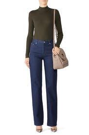 Olive Dione Sweater by DREYDEN