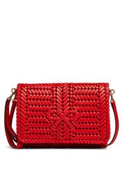 Red Neeson Crossbody by Anya Hindmarch