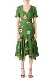 Cora Wrap Dress by A.L.C.
