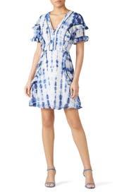 Rhett Dress by Tanya Taylor