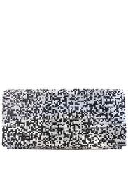 Abstract Beaded Clutch by Sondra Roberts