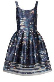 Cityscape Dress by Sachin & Babi