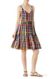 Marieta Mini Dress by CAROLINA K