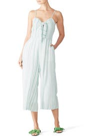 Low Tied Tie Front Jumpsuit by MINKPINK