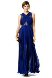 Cross my Heart Gown by BCBGMAXAZRIA