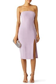 Taupe Thompson Dress by Jay Godfrey