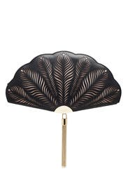 Dress the Part Fan Clutch by kate spade new york accessories