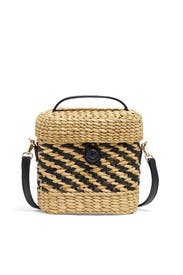 Two Tone Ashleigh Bag by Poolside
