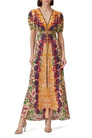 Lea Long Dress by SALONI