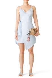 Acadia Wrap Dress by STYLESTALKER