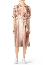 The Chariot Shirtdress by The Great.