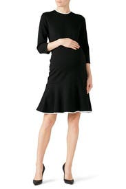 Selma Maternity Dress by MADDERSON LONDON