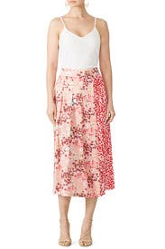 Sweet Meadow Kenzie Skirt by Mother of Pearl