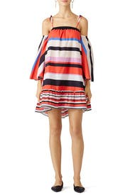 Amalfi Stripe Dress by Nicholas