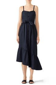 Ruffled Hem Cami Dress by Derek Lam 10 Crosby