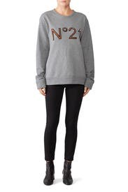 No 21 Sweatshirt by No. 21