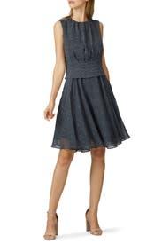Pintuck Front Dress by Derek Lam Collective