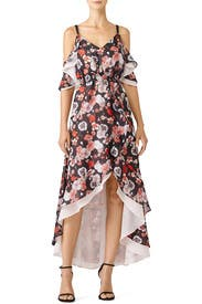 Arabella Floral Maxi by UnitedWood
