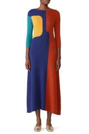 Rishima Knit Dress by Mara Hoffman