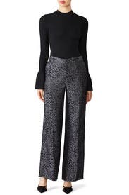 Arwen Cheetah Trousers by Equipment