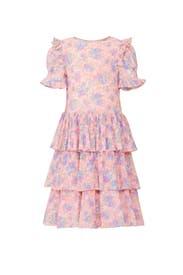 Kids Garden Mila Dress by LoveShack Girls