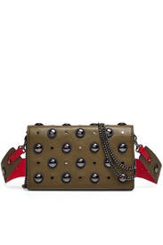 Khaki Soiree Crossbody by Diane von Furstenberg Handbags