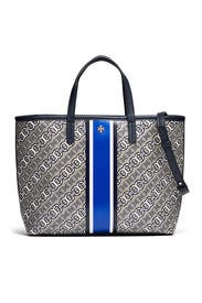 Blue Gemini Tote by Tory Burch Accessories