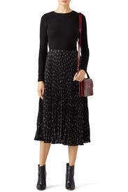 Ditsy Floral Skirt by VINCE.