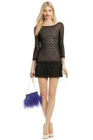 Playing In Paris Shift by Mark & James by Badgley Mischka