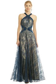 Rain Gown by CATHERINE DEANE