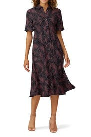 Meadow Smocked Back Shirtdress by kate spade new york