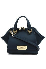 Jean Mini Eartha Double Handle Bag by ZAC Zac Posen Handbags
