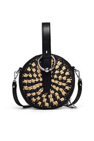 Kate Woven Circle Bag by Rebecca Minkoff Accessories