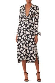 Pansy Long Sleeve Dress by Proenza Schouler