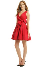 Little Red Dress by Moschino