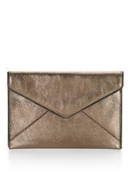 Copper Leo Clutch by Rebecca Minkoff Accessories