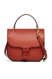 Desert Spice McGraw Satchel by Tory Burch Accessories