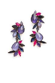 Fantasia Earrings by Erickson Beamon